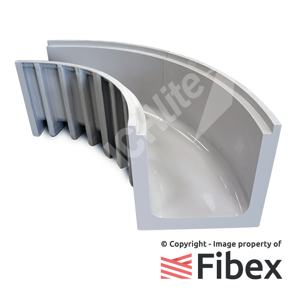 Trenchlite® Wide Radius Bend Section